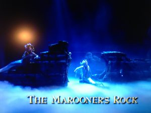 Picture of The Marooner's Rock from Peter Pan